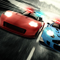 "Game""Police Hot Racing"""