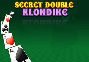 "Spēle""Secret Double Klondike 2"""