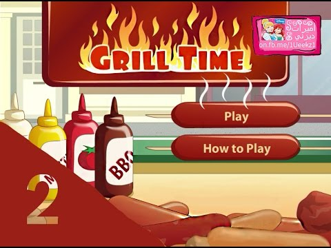 "Game""Grill Time"""
