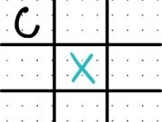 "Game ""Tic Tac Toe Dots"""