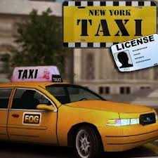 "Game""New York Taxi License 3D"""