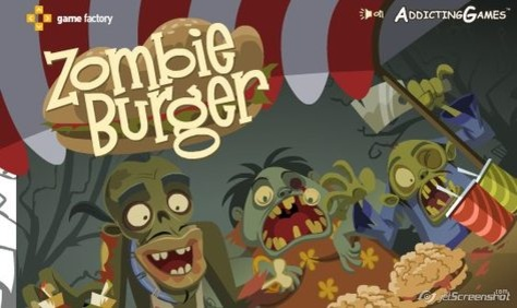 "Game""Zombie Burger"""
