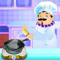 "Game""Cooking Mexican Chicken Tortilla"""