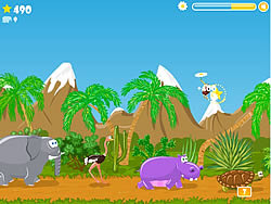"Game""Afra Fly"""