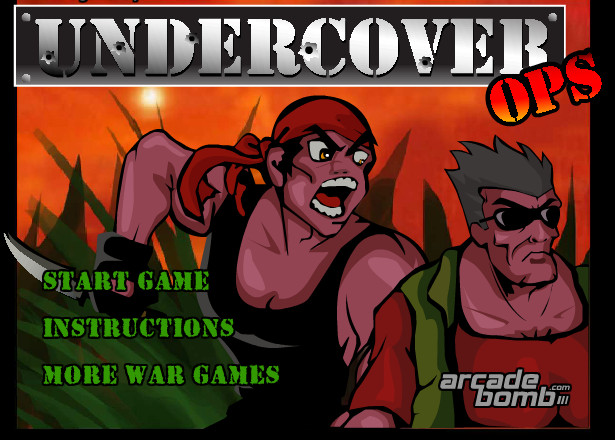 "Game""Udercover Ops"""