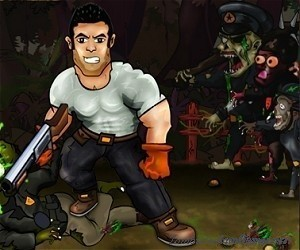 "Game""Zombies Dead Land"""