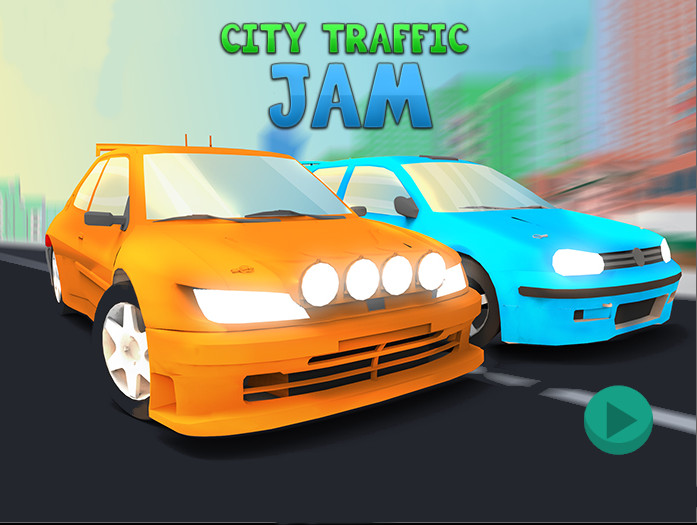 "Game""City Traffic Jam"""