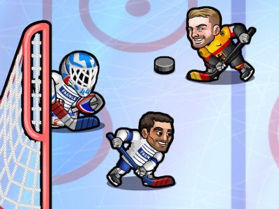 "Game""Hockey Fury"""