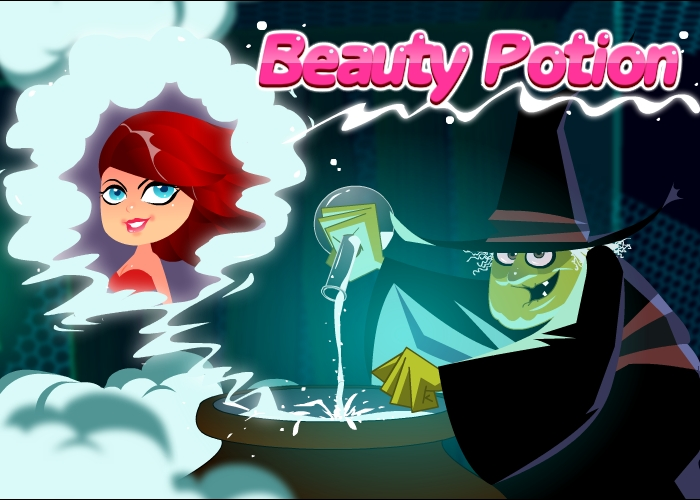 "Game""Beauty Potion"""