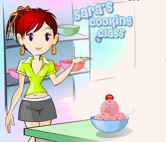 "Game""Strawberry Icecream"""