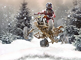 "Game""Snow Racing ATV"""