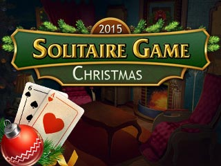 "Game ""Christmas Solitaire"""