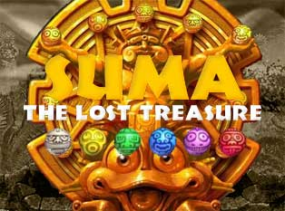 "Spēle""Suma The Lost Treasure"""