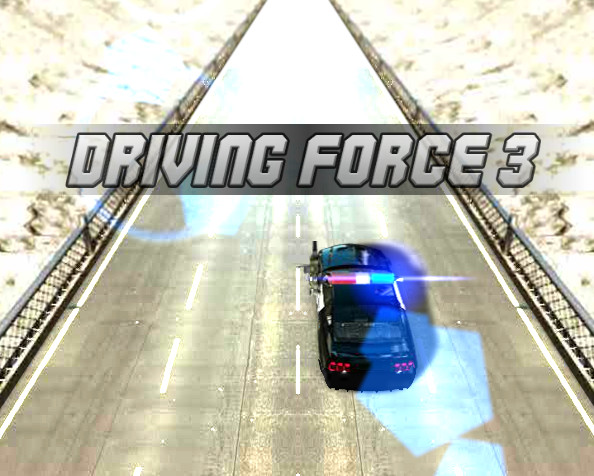 "Game""Driving Force 3"""