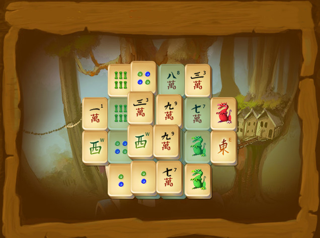 "Game""Jolly Jong"""