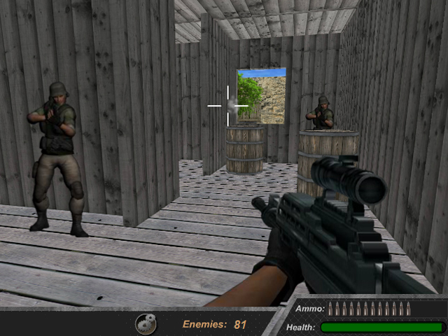"Game""Rapid Gun"""