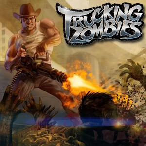 "Game""Trucking Zombies"""