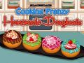 "Game ""Cooking Frenzy Homemade Doughnuts"""