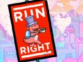 "Game ""Run Right"""