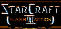 "Game ""Starcraft Flash Action 3"""