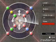"Game ""Radarix"""