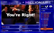 "Game""Who Wants Be Millionare"""