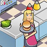 "Game""Burger Restaurant"""