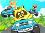"Game ""Raccoon Racing"""