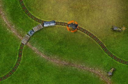 "Game ""Rails of War"""