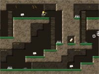 "Game ""Dungeon Cleaner"""