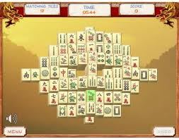 "Game ""The Great Mahjong"""