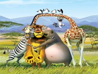 "Game""Madagascar Hiden Numbers"""