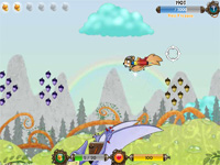 "Game ""Squirrel Blast"""