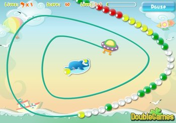 "Game""Dolphin Pop"""