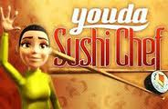 "Game""Youda Sushi Chef"""
