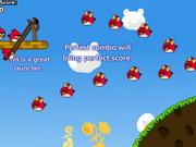 "Game ""Angry Birds Cannon 3"""