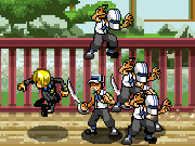 "Game ""Comic Stars Fighting 3"""