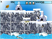 "Game ""Penguin Jump"""