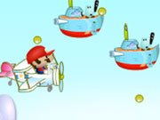 "Game ""Mario Dogfights"""