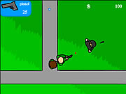 "Game ""Defend Your Mom"""