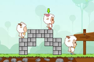 "Game""Three Goats Adventure"""