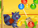 "Game""Bubble Fox"""