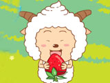 "Game ""Lazy Goat Love Fruits"""
