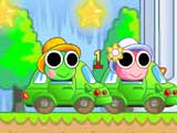 "Game ""Frog Crazy Adventure"""