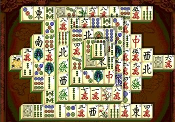"Game ""Shangai Dynasty"""