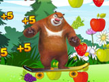 "Game""Hunter and Bear Slide"""