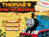"Game""Thomas's Trip to Mexico"""