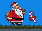 "Game ""Santa Go Adventure"""