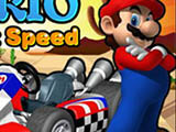 "Game""Mario Desert Speed"""