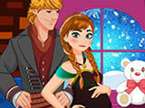 "Game ""Frozen Anna Mommy To be"""
